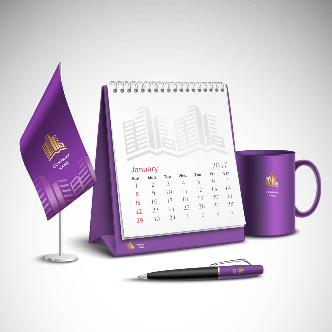 Calendars & Diaries 2021