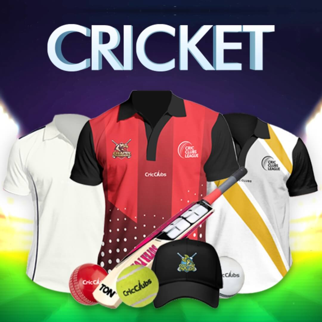 Cricket Merchandise