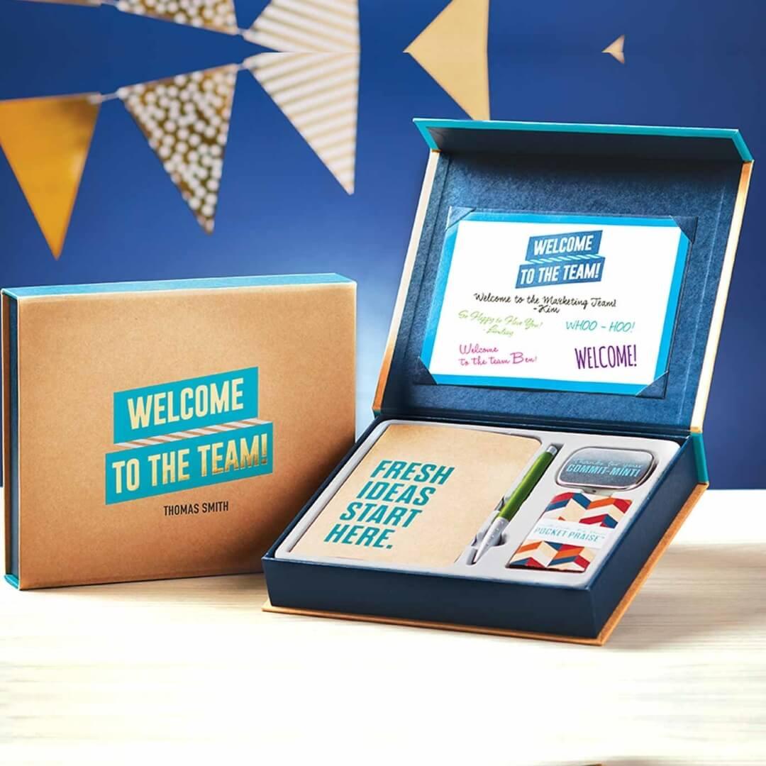 Employee Welcome Gift