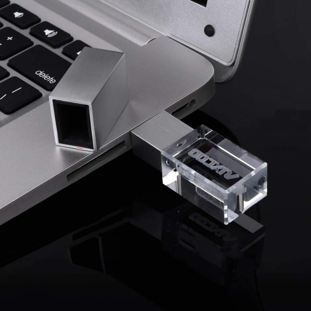 Crystal USB Pendrive