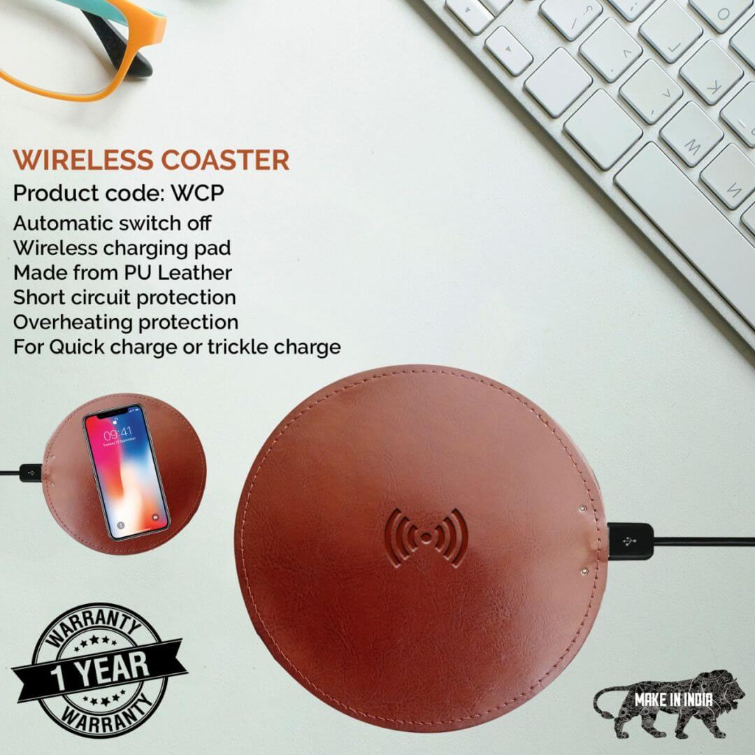Wireless Coaster