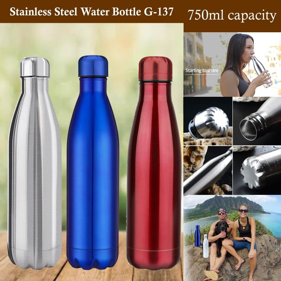 Stainless Steel Water Bottle 137