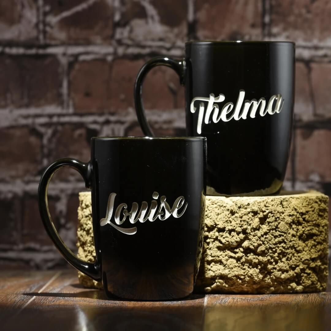 Engraved Mug