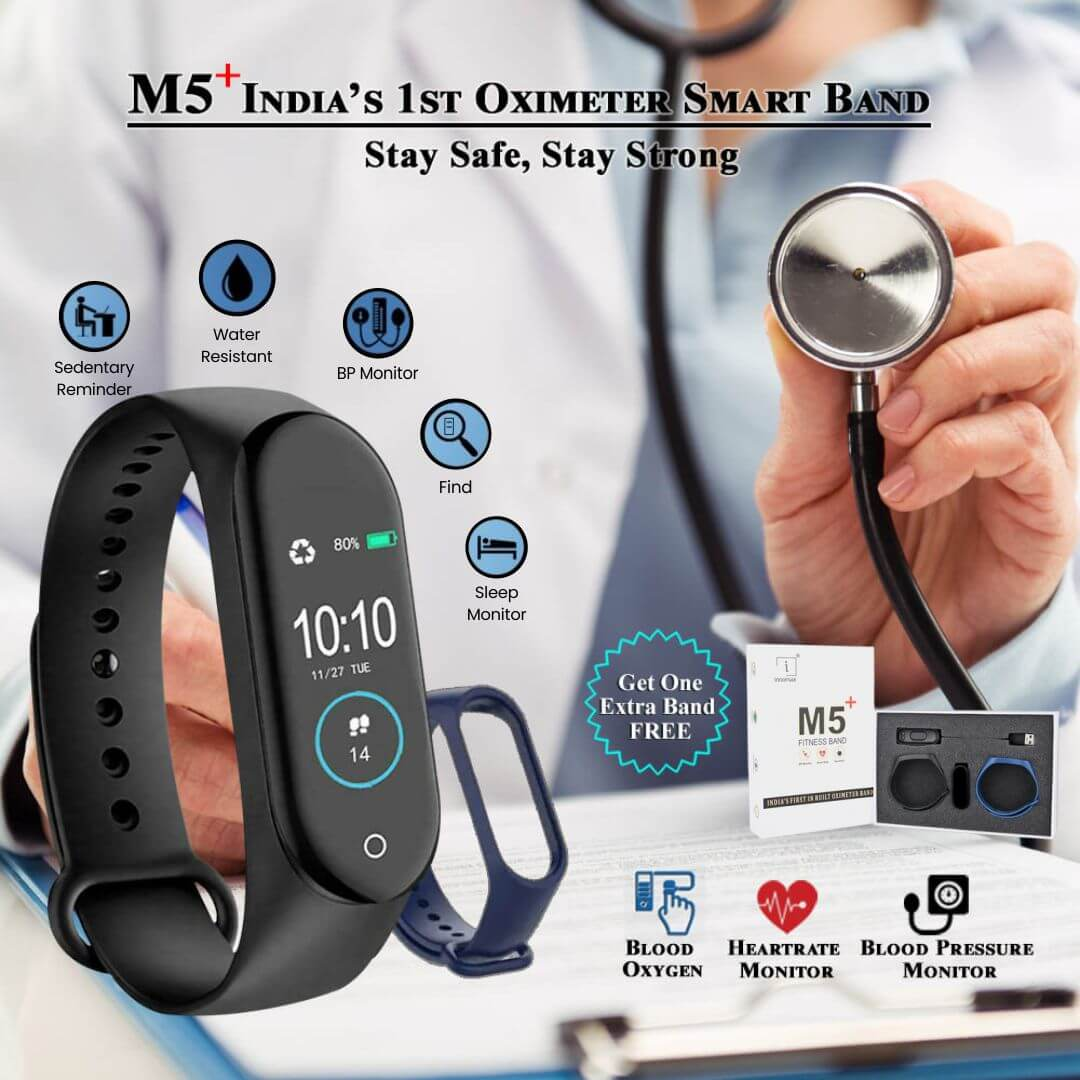 M5+ Fitness Band