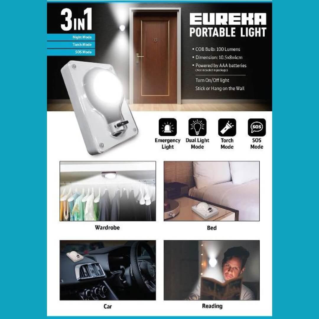 Eureka Portable Night Light