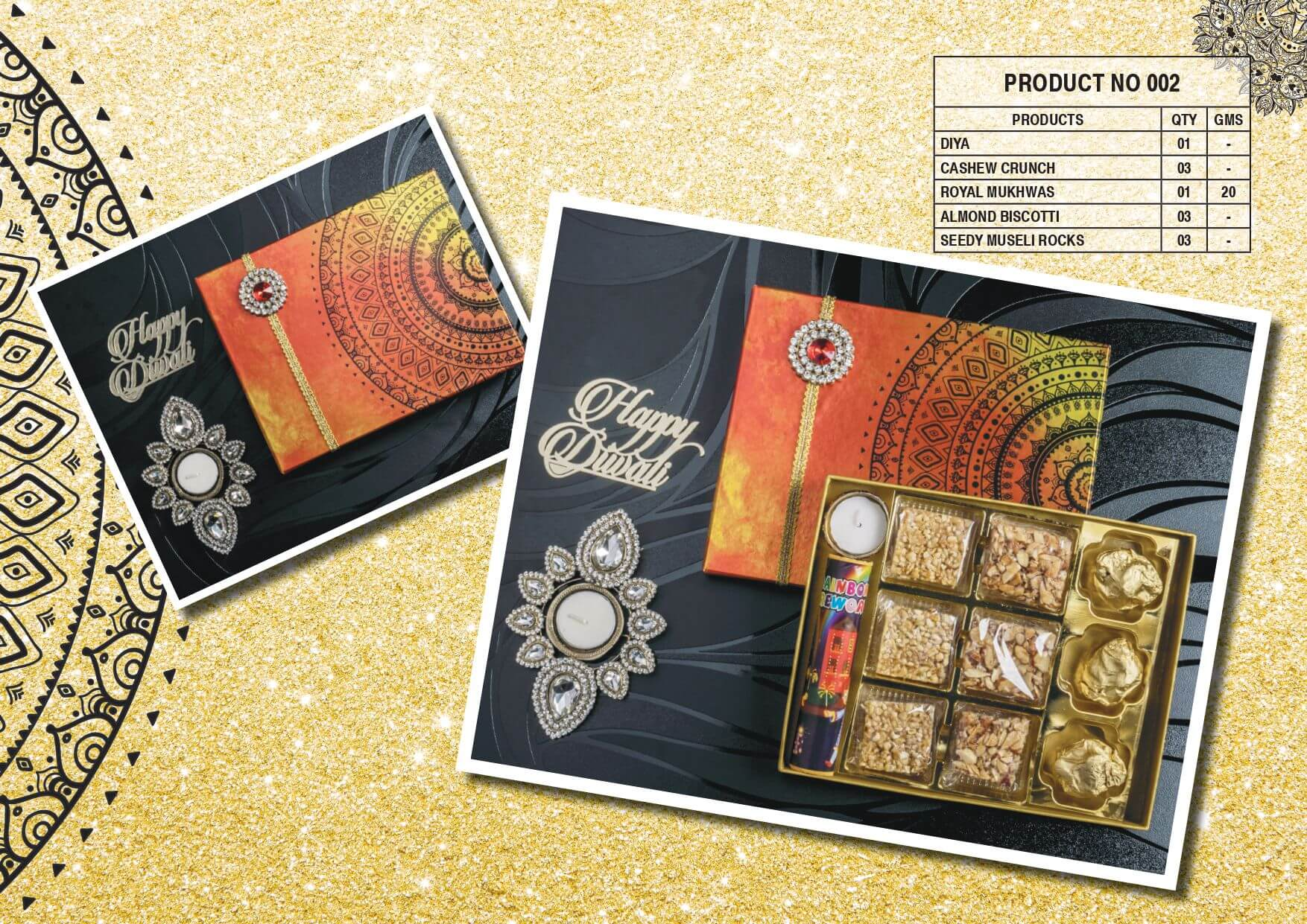 Diwali Corporate Gifts PRODUCT NO 002