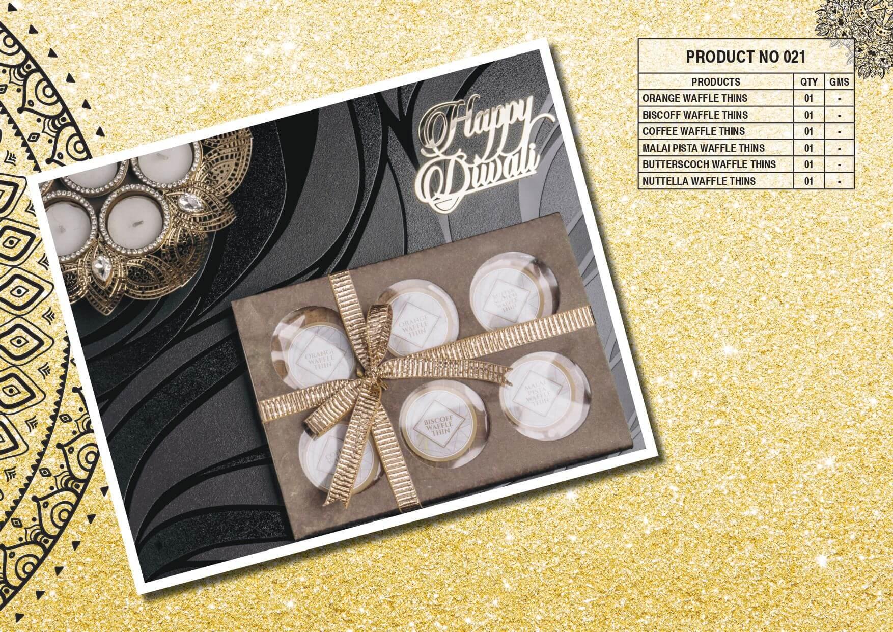 Diwali Sweets PRODUCT NO 021