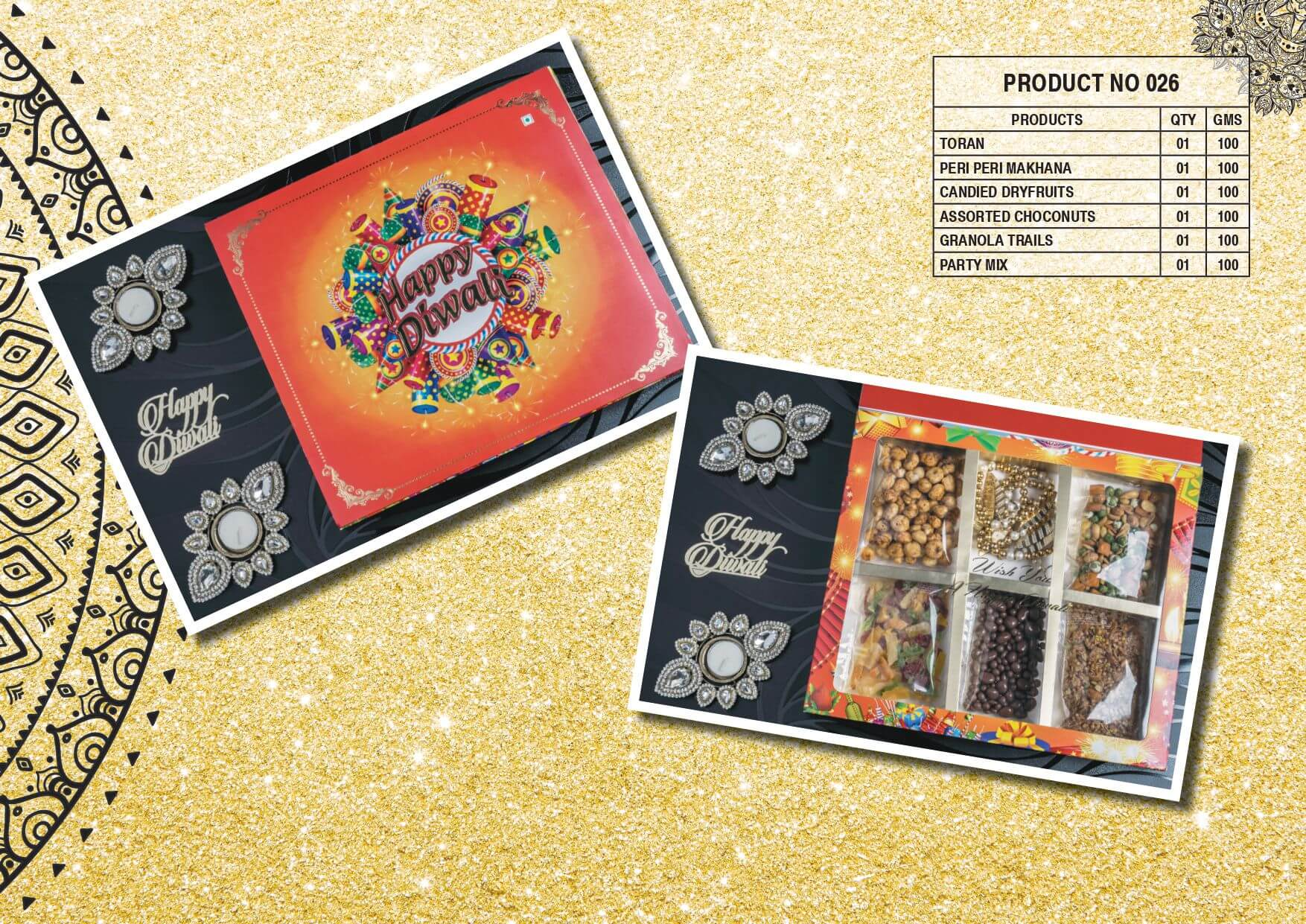 Diwali Gifts Supplier In Mumbai PRODUCT NO 026