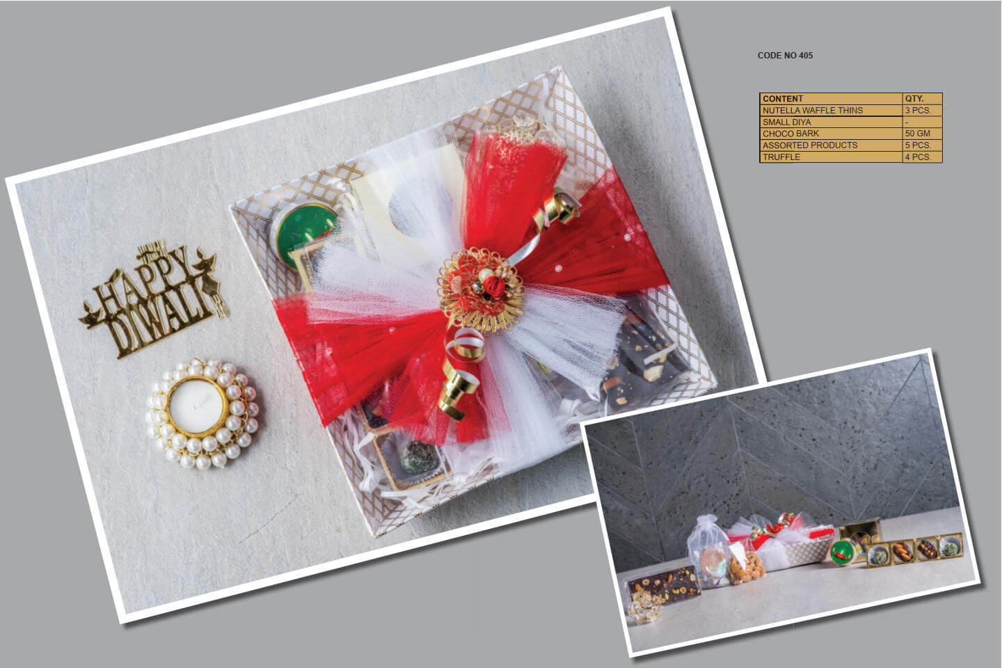 Personalized Diwali Gifts CODE NO 405