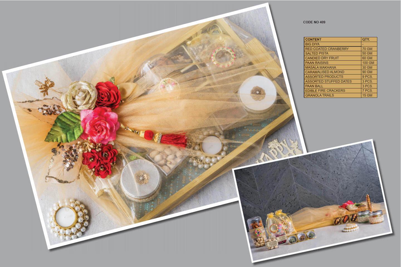 Luxury Diwali Gift Hampers CODE NO 409