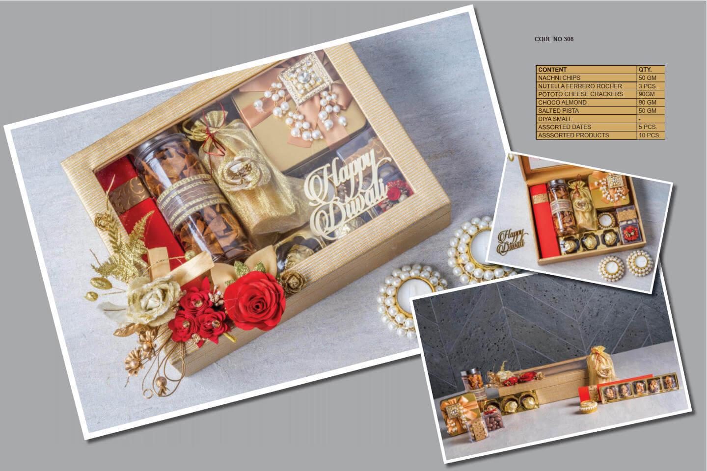 Diwali Hampers Wholesale CODE NO 306