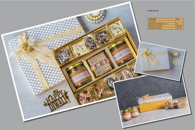 Edible Gift Ideas CODE NO 104