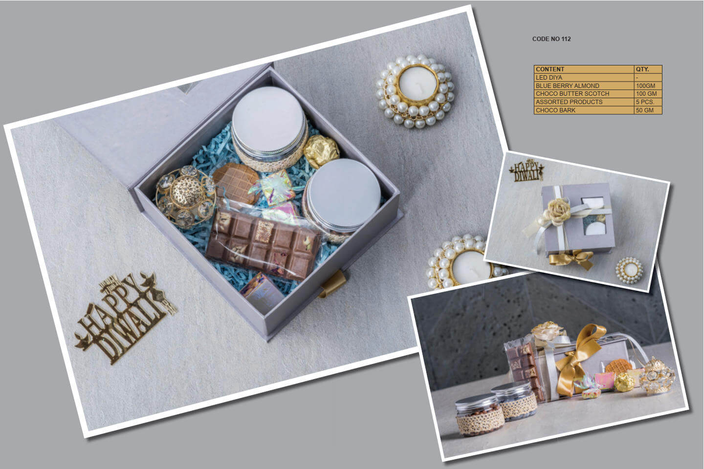 Diwali Corporate Gift Suppliers CODE NO 112