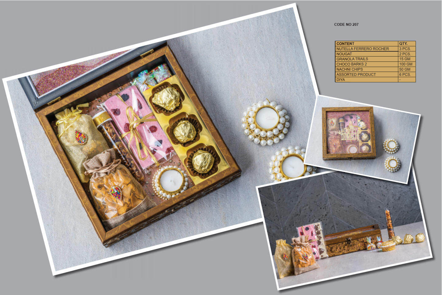 Exclusive Diwali Gifts For Corporate CODE NO 207