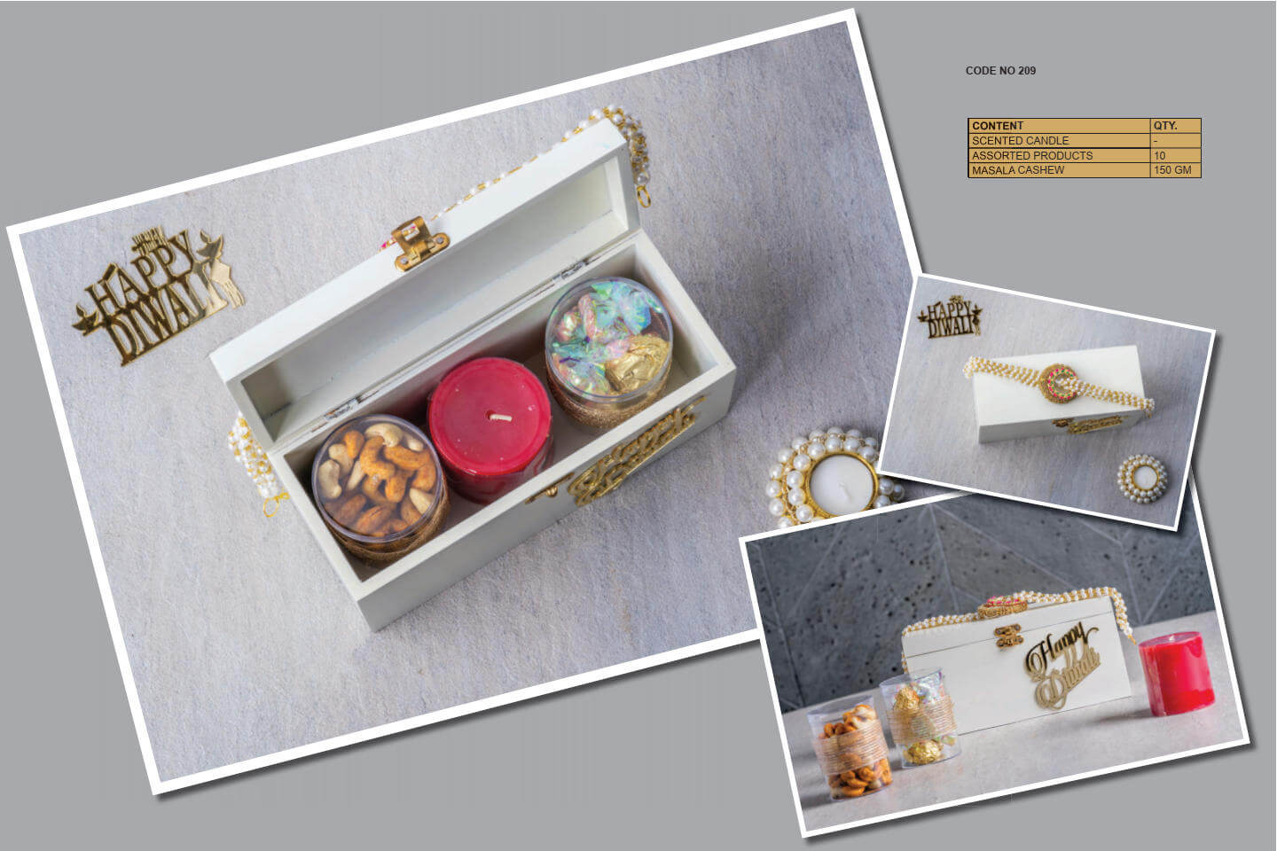 Diwali Gifts For Employees 2021 CODE NO 209