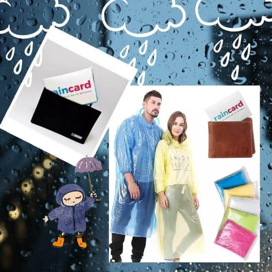 Raincard Pocket Raincard