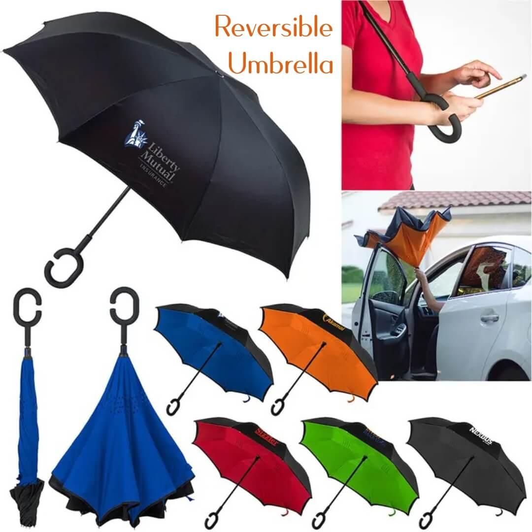 Reversible Umbrella