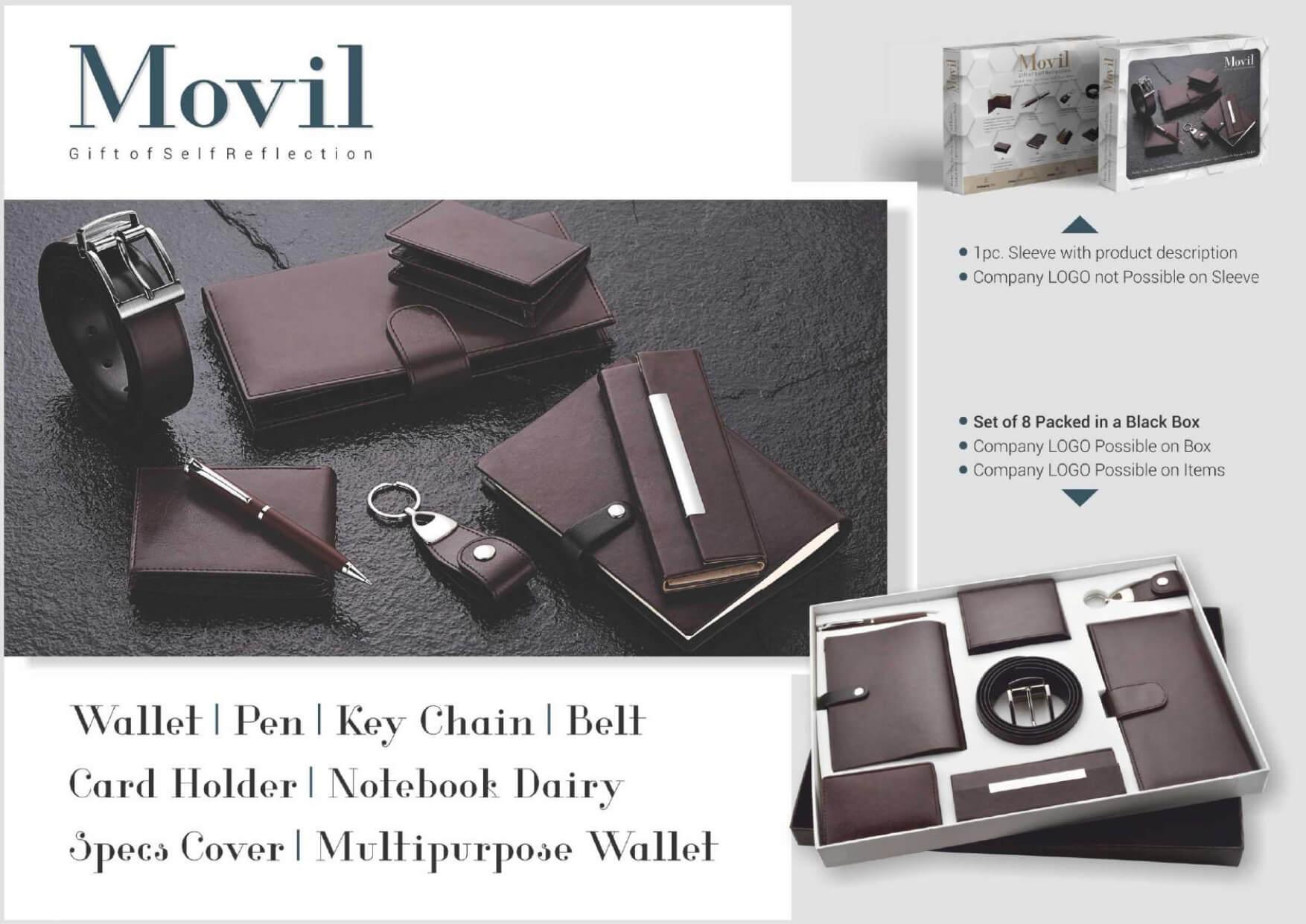 8 in 1 Gift Set Movil