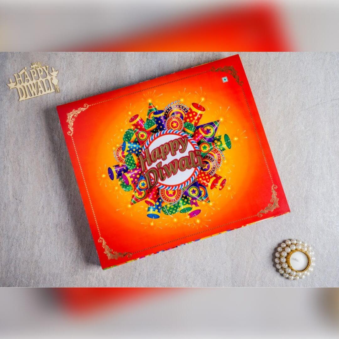 Happy Diwali Chocolate Box