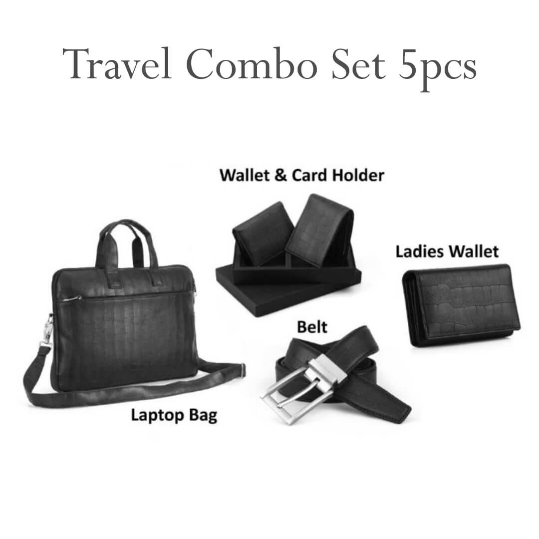 Travel Combo Set 5pcs