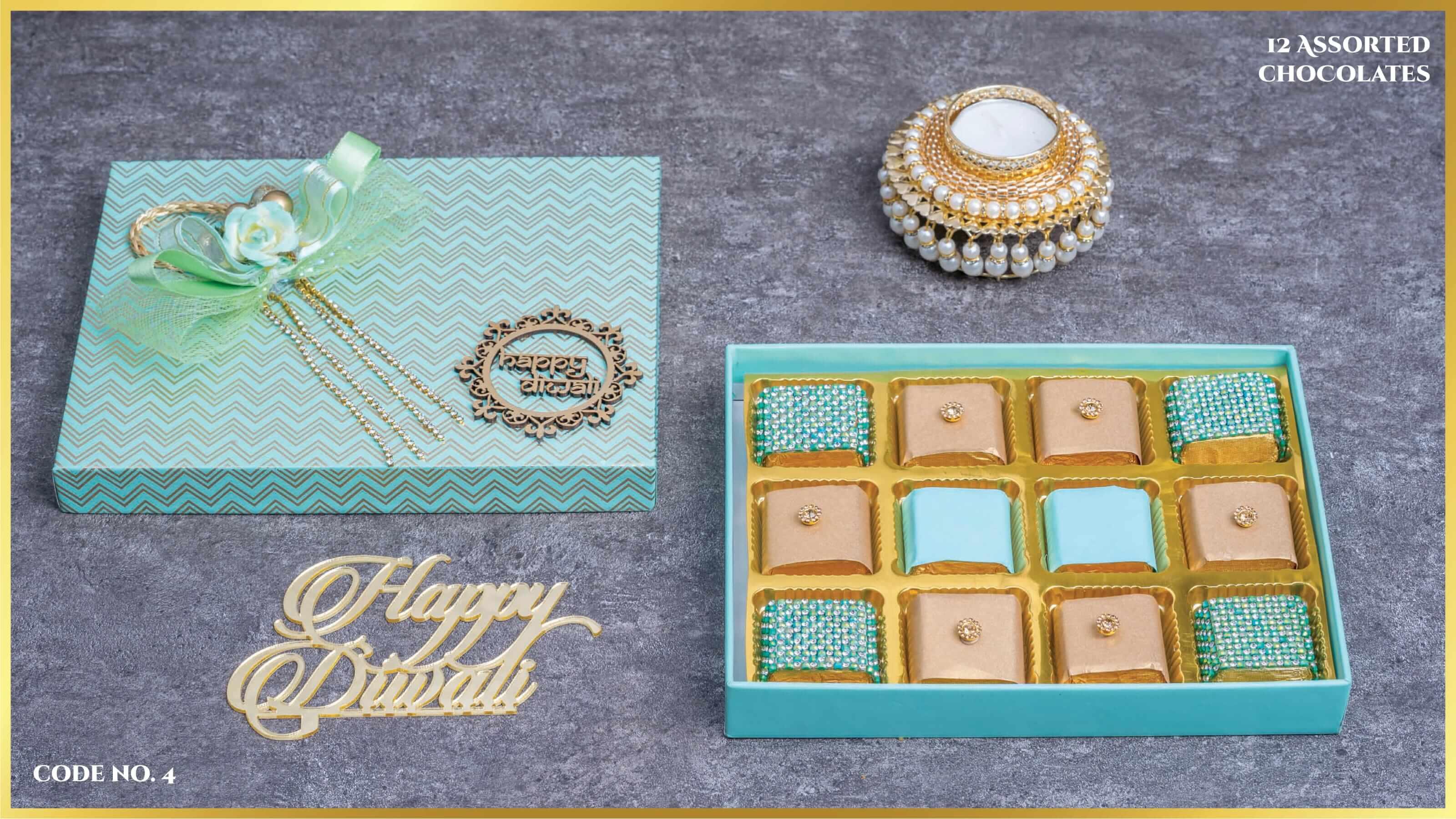 Diwali Chocolates Code No.4