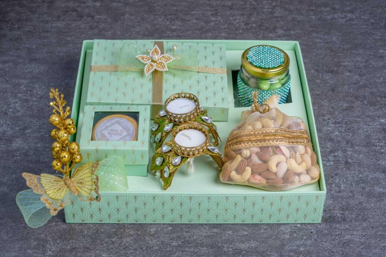 Corporate Diwali Gift Box 12