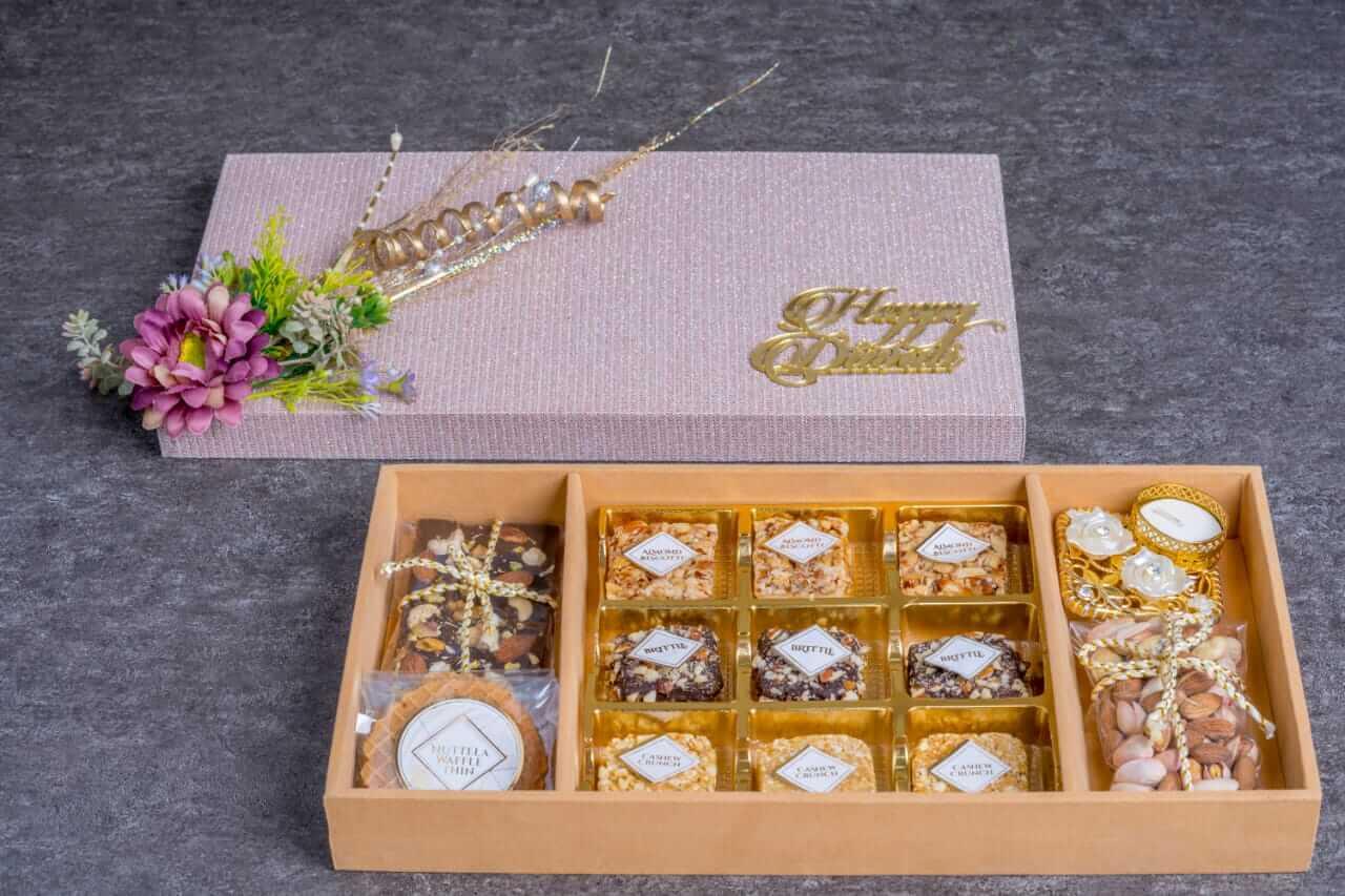 Diwali Chocolate Gift Box 3